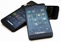 Harga BlackBerry Z10 Di Malaysia - RM2188