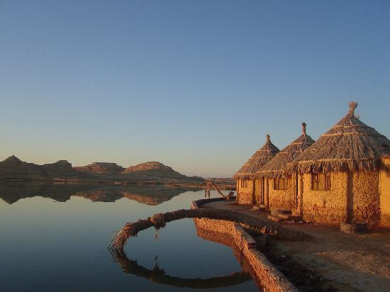 بالصور واحة سيوة من اجمل الاماكن السياحية فى مصر