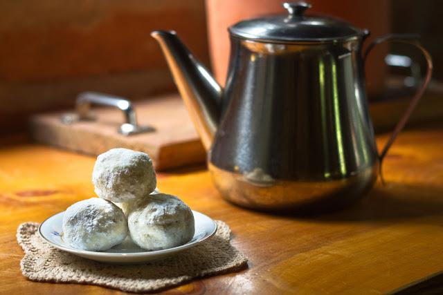 Russian Tea Cake by Yuri Hayashi, on Flickr