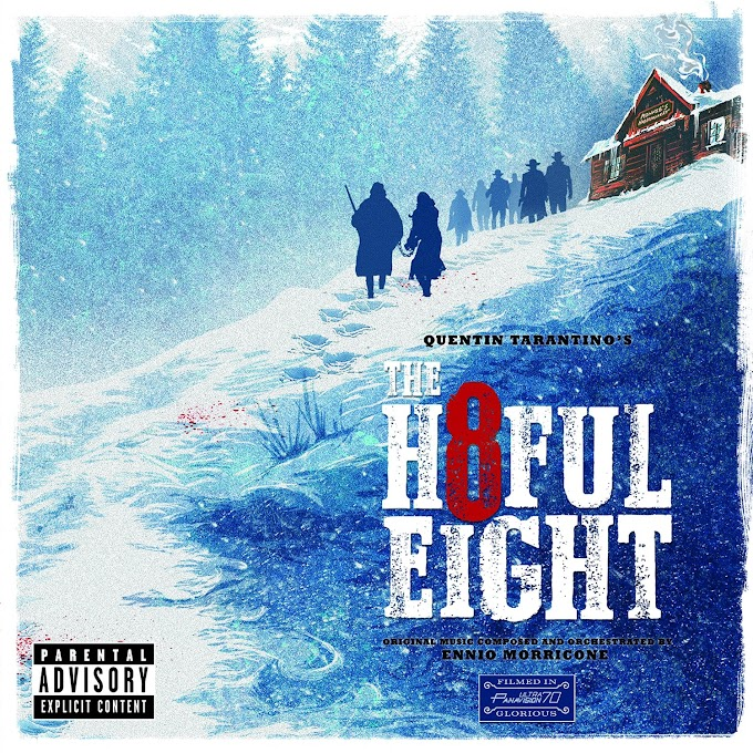 Album Review: The Hateful Eight
