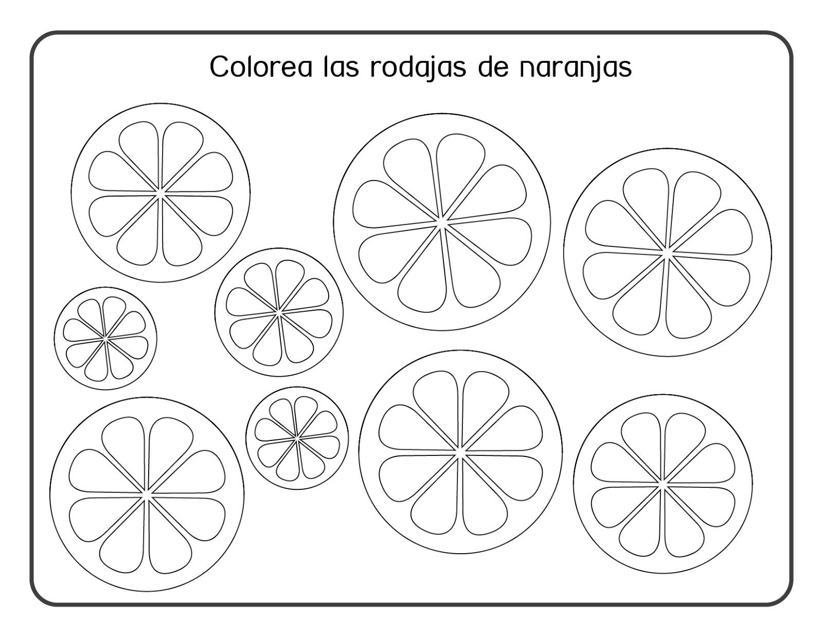 Bonito Molestas Páginas Para Colorear De Naranja Colección - Dibujos ...