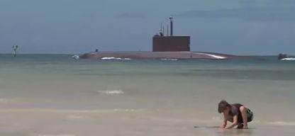 Gambar kapal selam dengan teknologi tercanggih milik Indonesia