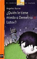 ¿QUIÈN LE TIENE MIEDO A DEMETRIO LATOV?