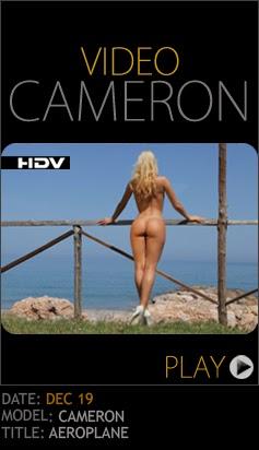 PhDromm2-19 Cameron - Aeroplane (HD Video) 06280