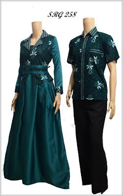 batik couple grosir