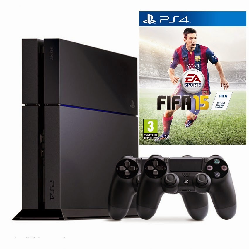 Harga console Game Sony PS4