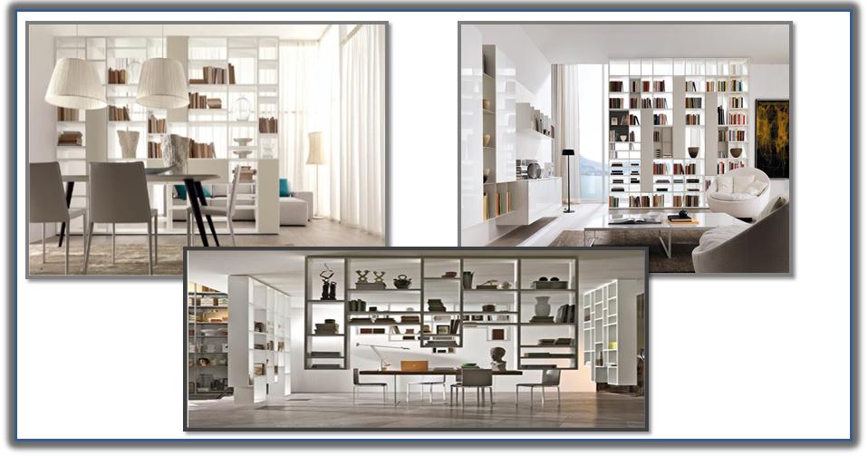 Separare cucina dal soggiorno gena design - Divisorio cucina soggiorno ...
