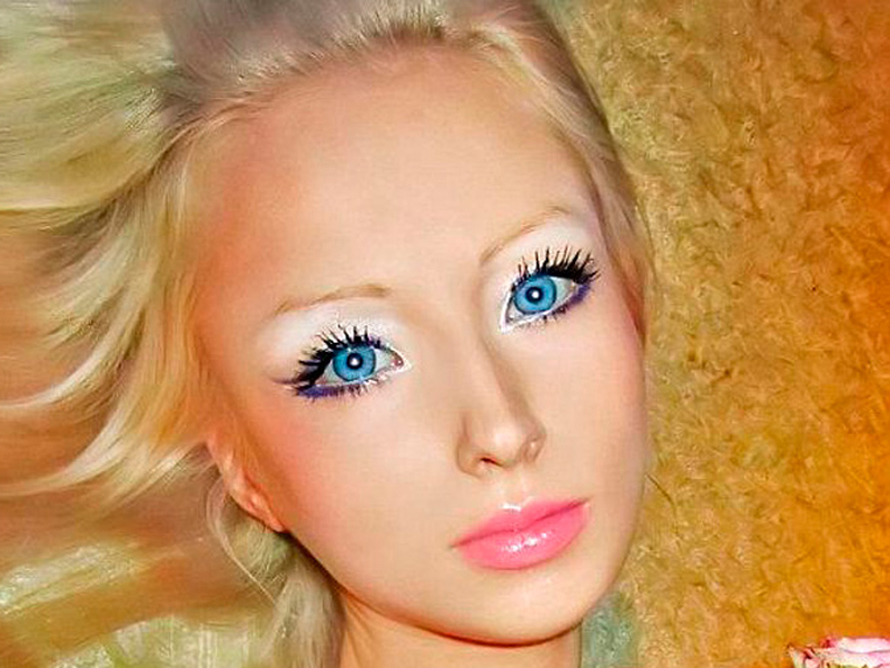 Human Barbie Real