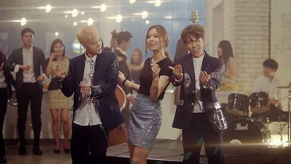 HIGH4, Lim Kim - A Little Close