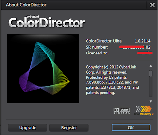About CyberLink ColorDirector Ultra 1.0.2114