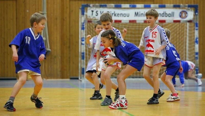 Handball Games Rules There is Mini Handball Rules