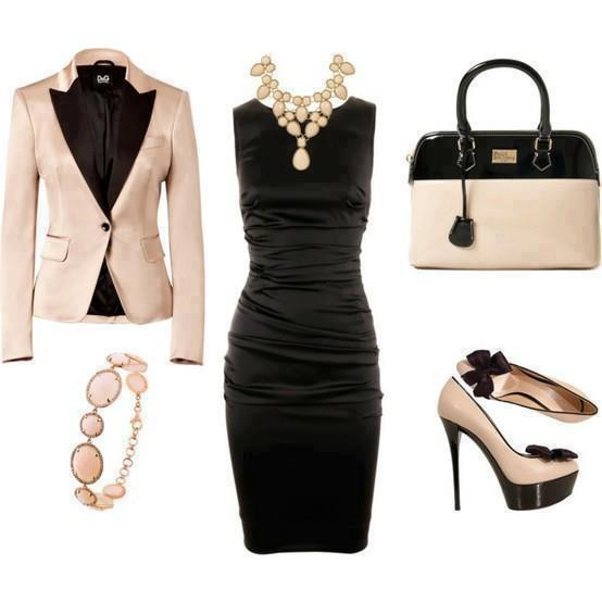 Outfits de moda | Combinaciones tardes y noche