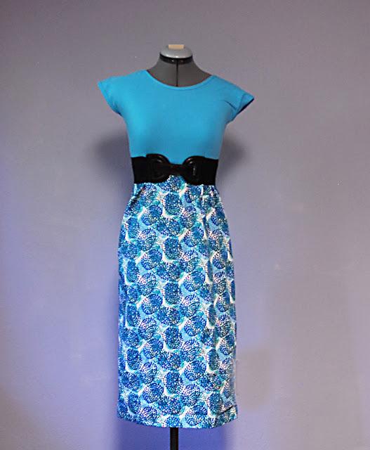Как из старого платье сделать что то новое