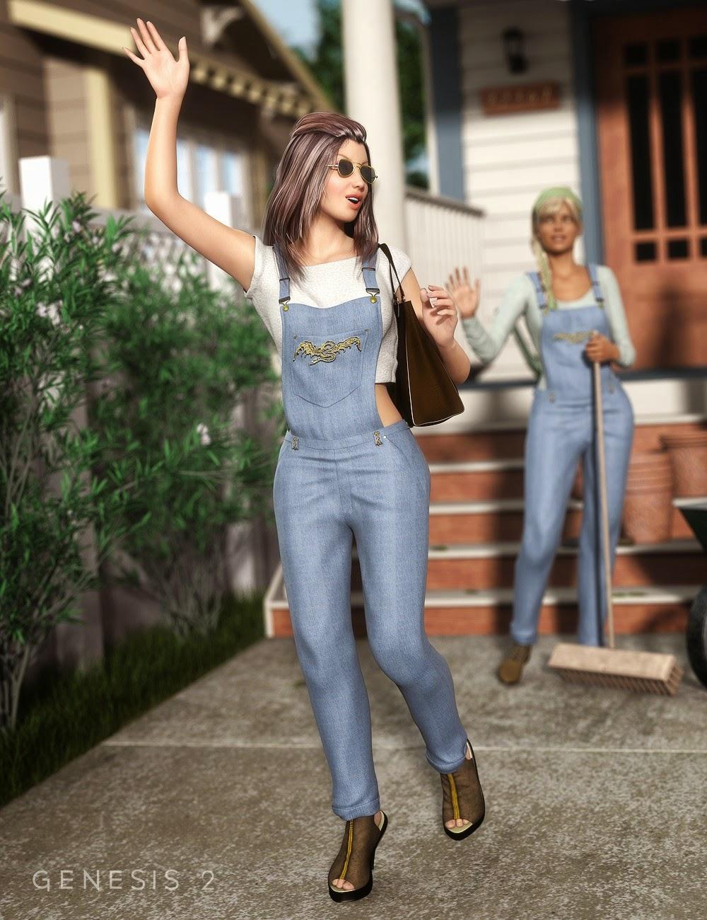 Casual Wear ensemble pour Genesis 2 Femme