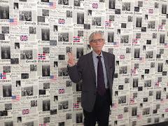 Alla Sala Stampa di Londra
