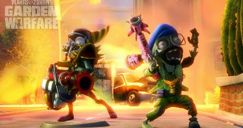 Plants vs. Zombies Garden Warfare Now Available For PS3 ...