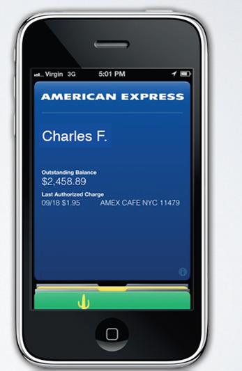 Apple Y American Express