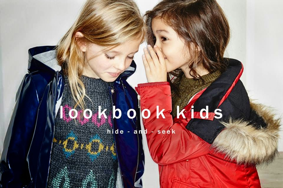 Zara Kids Lookbook November 2014