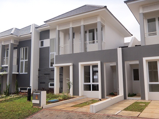 what do you consider using the model rumah minimalis