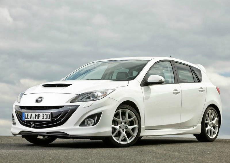 صور سيارة مازدا ام بى اس 3 2012 Mazda 3 MPS