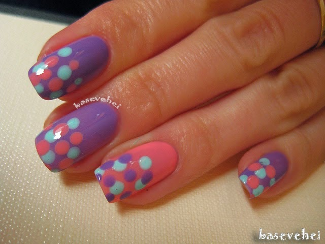 http://baseveheinails.blogspot.com/2014/05/pastelowe-kropki.html