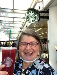 2020, Starbucks, Iced Passion Tea, Chicago IL