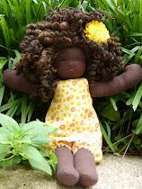 Handmade Waldorf Doll