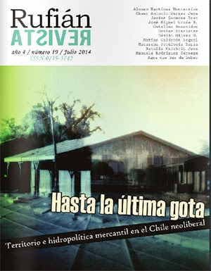 Rufián Revista N°19. Hasta la última gota