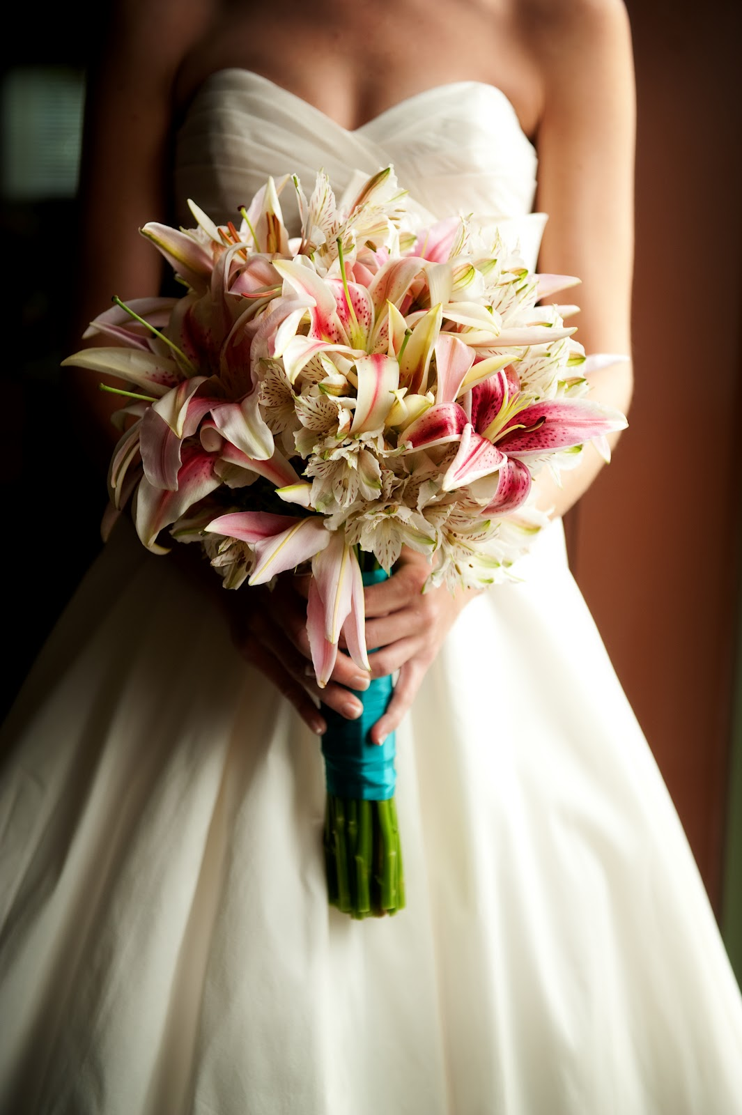 Alive And Livin Wedding Flowers