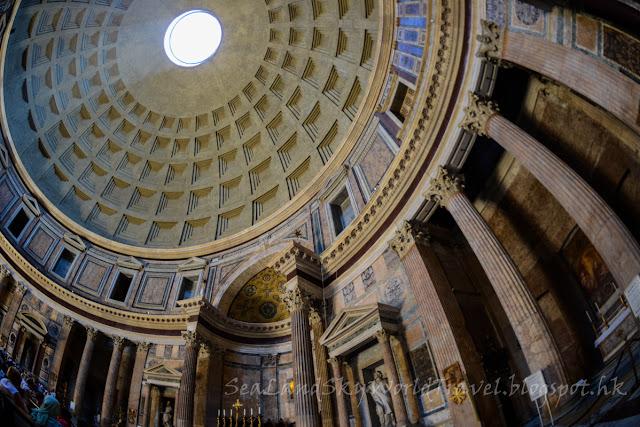 萬神殿, Pantheon