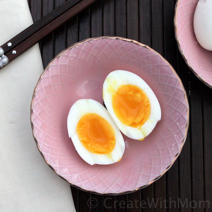 soft boiled egg | TasteSpotting