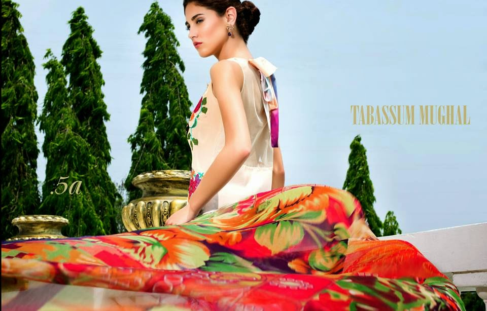 Summer luxury lawn collection