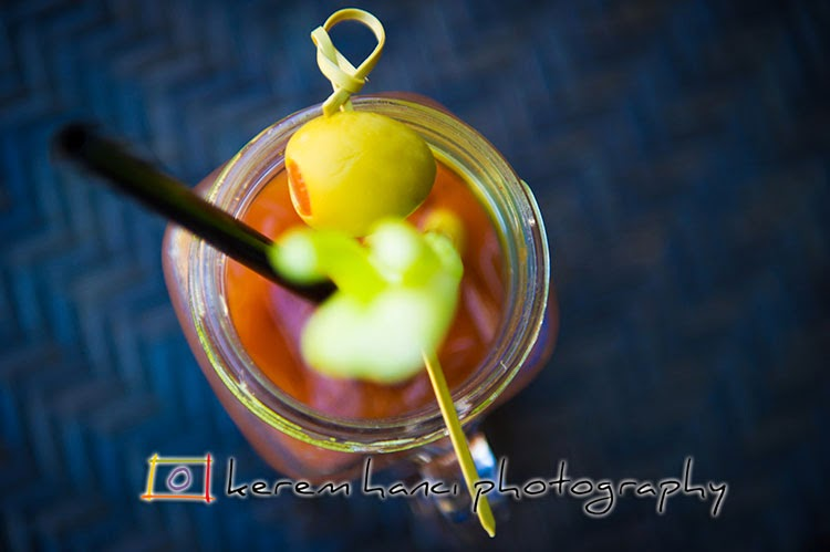 A meal in itself, this ridiculously tasty bloody mary is a must at The Oak Grill