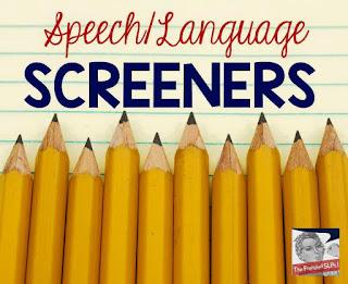 http://twinspeechlanguageandliteracy.com/speech-and-language-screeners-linky-party-freebie/