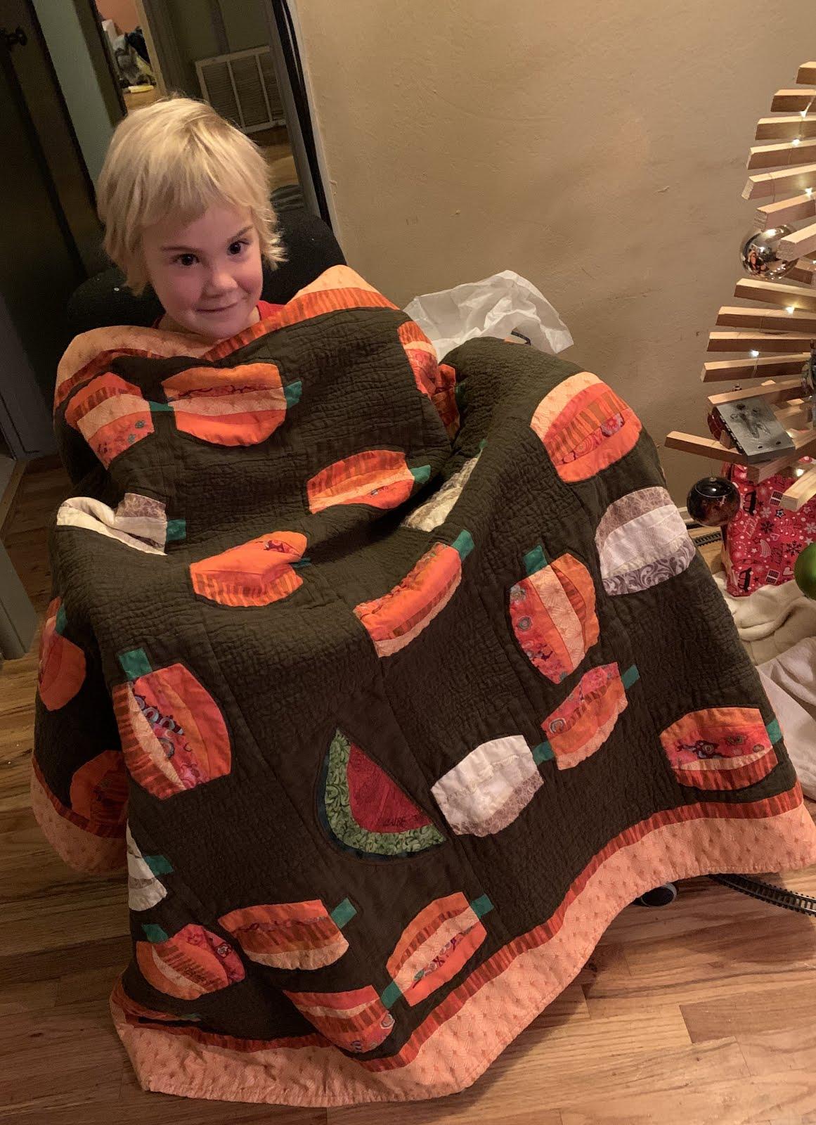 The True Origins of the Watermelon Quilt