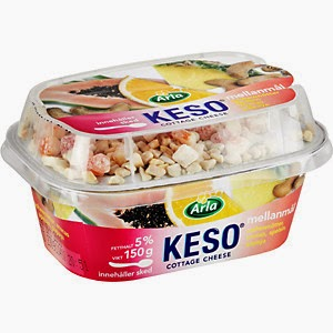 arla keso cottage cheese