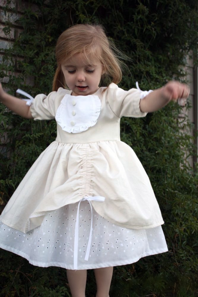 Project run and play guest post the amelia dress