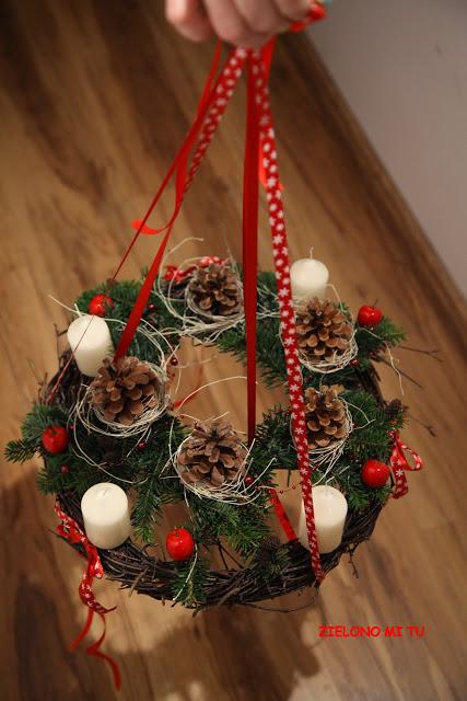 Amatorskiej Sztuki Szkatuła: Dekoracje świąteczne. Jak zrobić