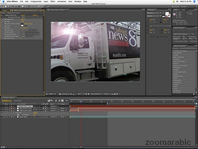 أفتر إفكتس Adobe After Effects CS4