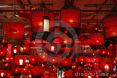 Décoration chinoise on