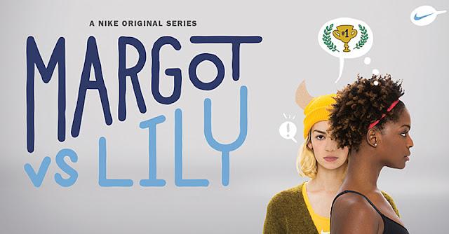 Margot vs Lily, la serie de Nike