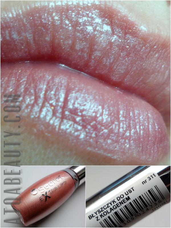 My Secret, Extra Lips, Błyszczyk z kolagenem, 311