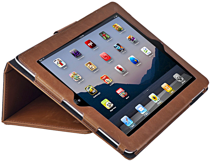 Чехол для Apple iPad 4 X-Doria Dash Folio Leather