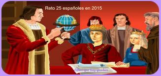 Reto 25 españoles 2015