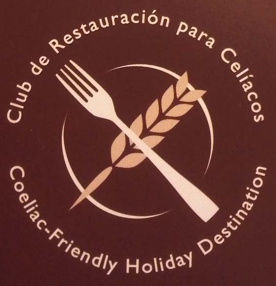 Gluten-free Restaurants Club CValenciana