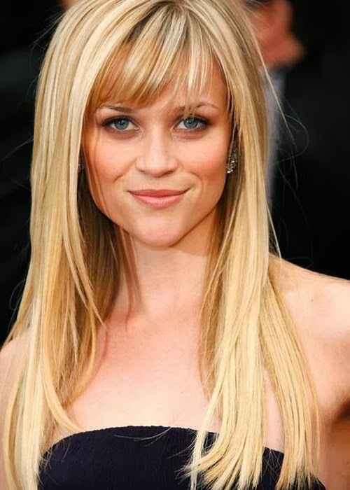 Celebrity with Simple Hairstyles for Long Hair