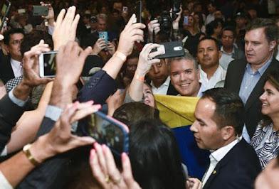 """Duque en Nueva York: """"El mundo debe atender a la tragedia que vive Venezuela"""""""