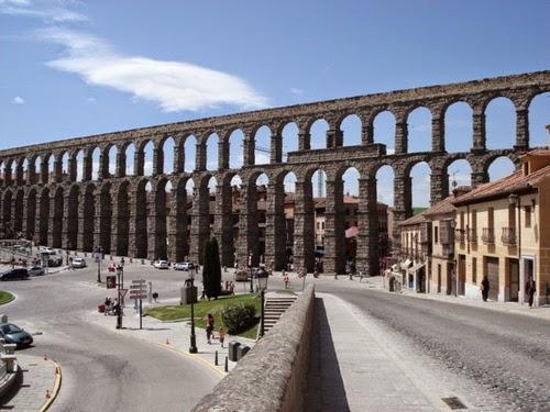 Arteygeografiadelgris arquitectura romana - Acueducto de segovia arquitectura ...