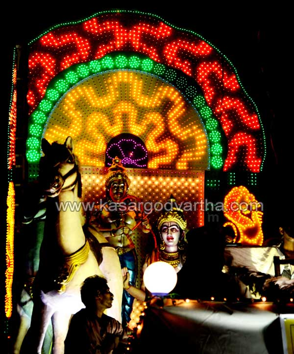 Temple Fest, Palakunnu, KSRTC-Bus, Kasaragod, Kerala, Kerala News, International News, National News, Gulf News.