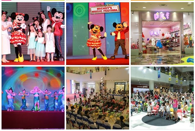 Địa điểm vui chơi Sài Gòn độc đáo SC VivoCity